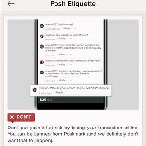 Accessories - Posh Etiquette